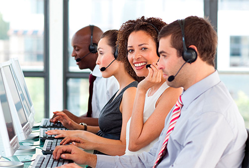 call center services customer satisfaction